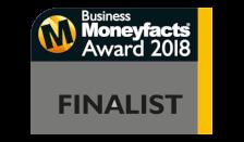 Moneyfacts Award 2018